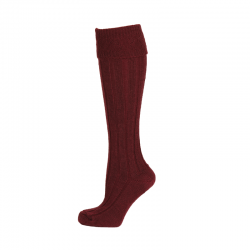 Corrymoor Mohair Highlander Socks