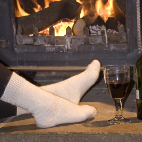 Corrymoor Mohair Adventurer Socks