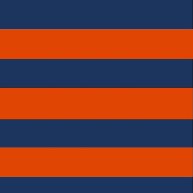 Navy/Burnt Orange
