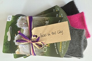 Socks in the City Collection