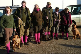 Ketches Farm Shoot Pickers Up