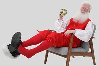 Santa has Corrymoor Socks on his list!