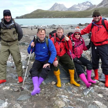 Corrymoor Mohair Explorer Socks