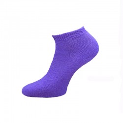 Corrymoor Mohair Sprint Trainer Sock