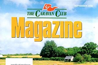 The Caravan Club 2002