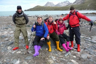 Beyond Endurance Expedition